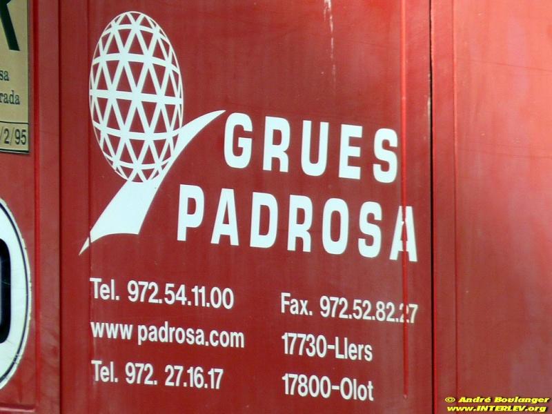 Les grues de PADROSA (Italie) Terex_26