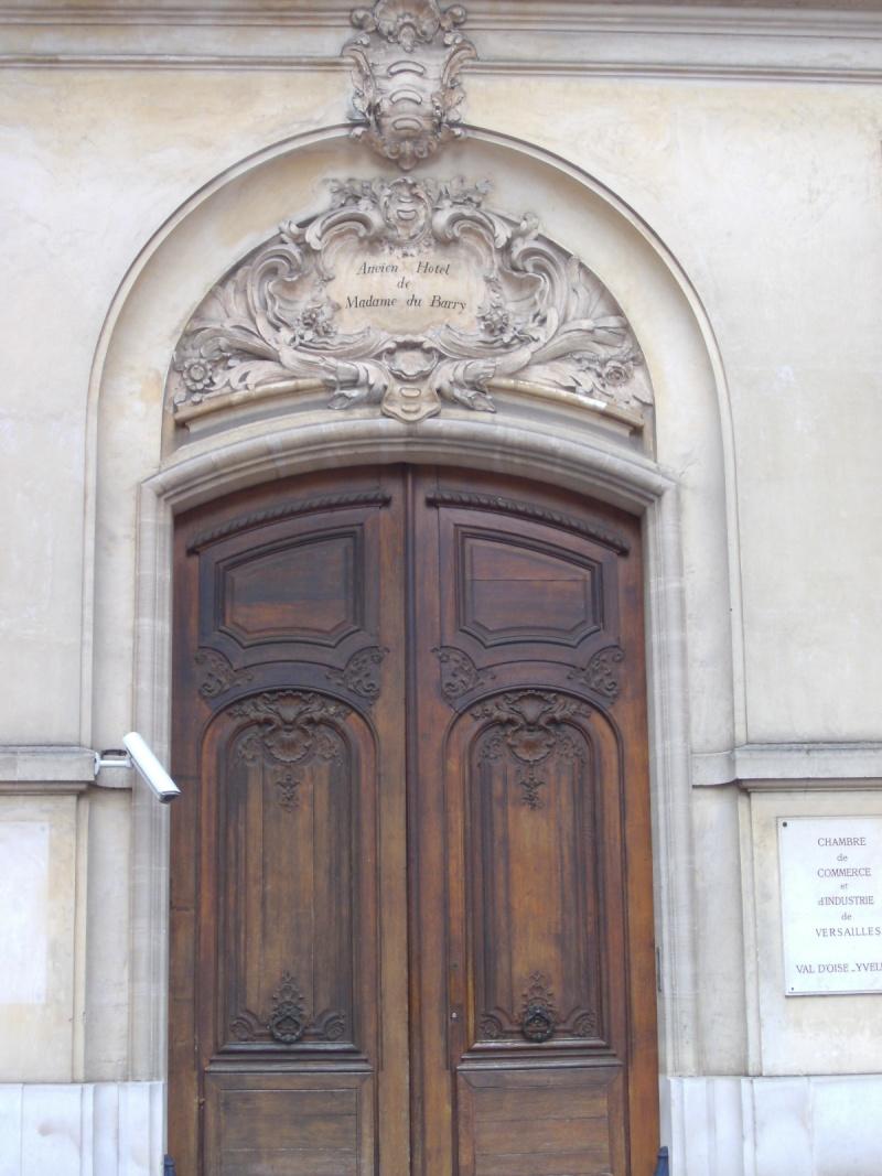L'Hôtel de Madame Du Barry à Versailles Pict1510
