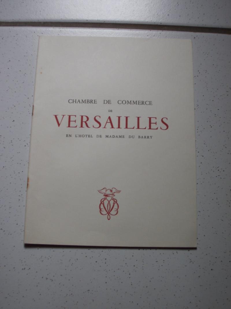 L'Hôtel de Madame Du Barry à Versailles Pict3110