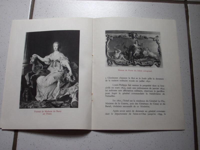 L'Hôtel de Madame Du Barry à Versailles Pict3113