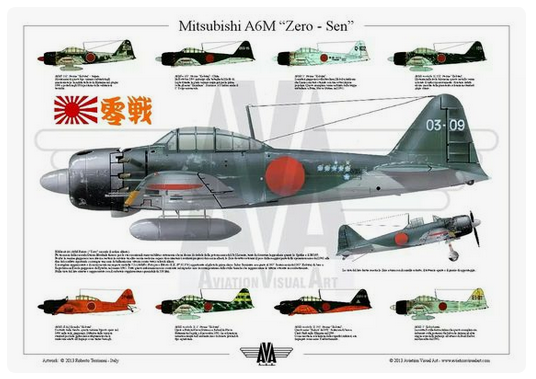 A6M2 Zéro et tous les autres z'éros de J.C Captur54
