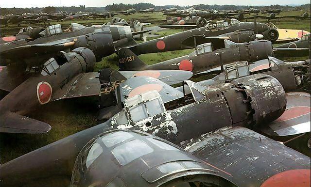 A6M2 Zéro et tous les autres z'éros de J.C Captur56