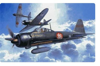 A6M2 Zéro et tous les autres z'éros de J.C Captur60