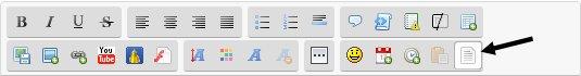 Nouvelle interface d'édition des messages Interf10