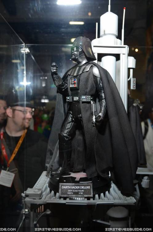 Sideshow - Darth Vader Deluxe Sixth Scale Figure  Vader410