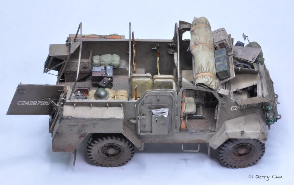 peinture - CMP C15TA, véhicule blindé canadien, Mirror Models 1/35 - Page 7 C15ta-16