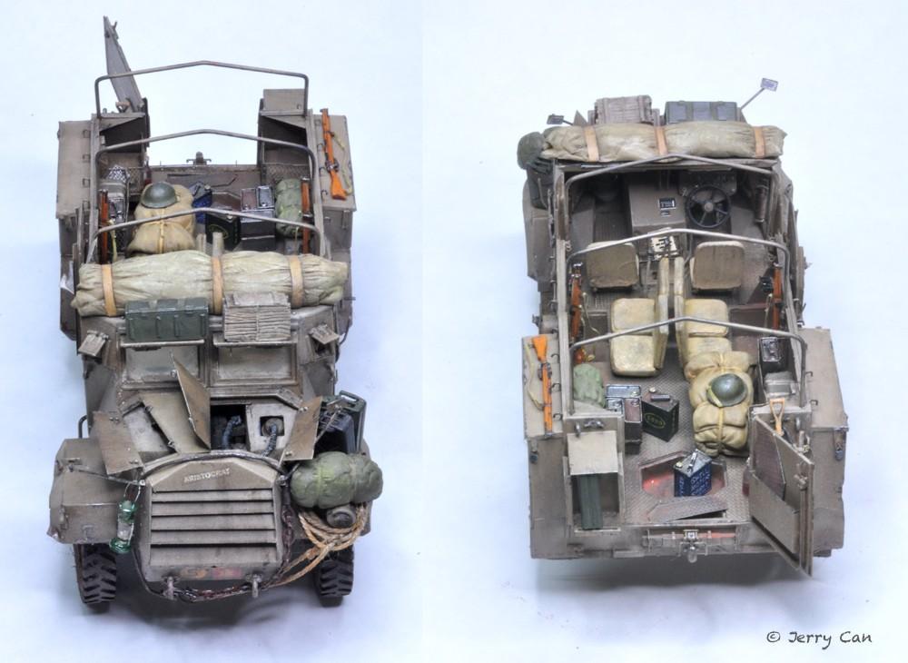 peinture - CMP C15TA, véhicule blindé canadien, Mirror Models 1/35 - Page 7 C15ta-17