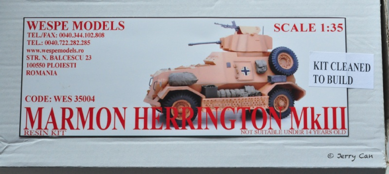 Marmon Herrington Mk.III [Wespe Models, 1/35] Marmon10