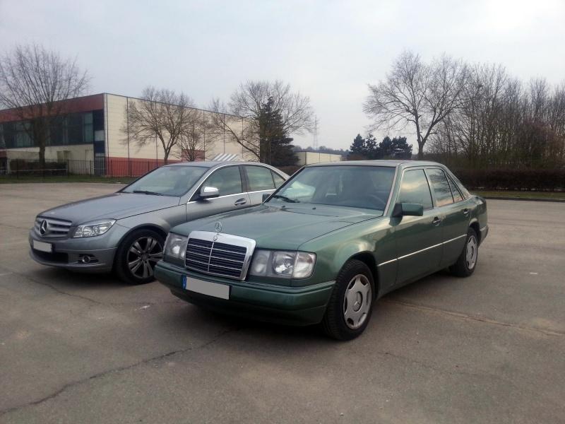 [Présentation] Ma Mercedes, vert malachite..  - Page 20 20130310