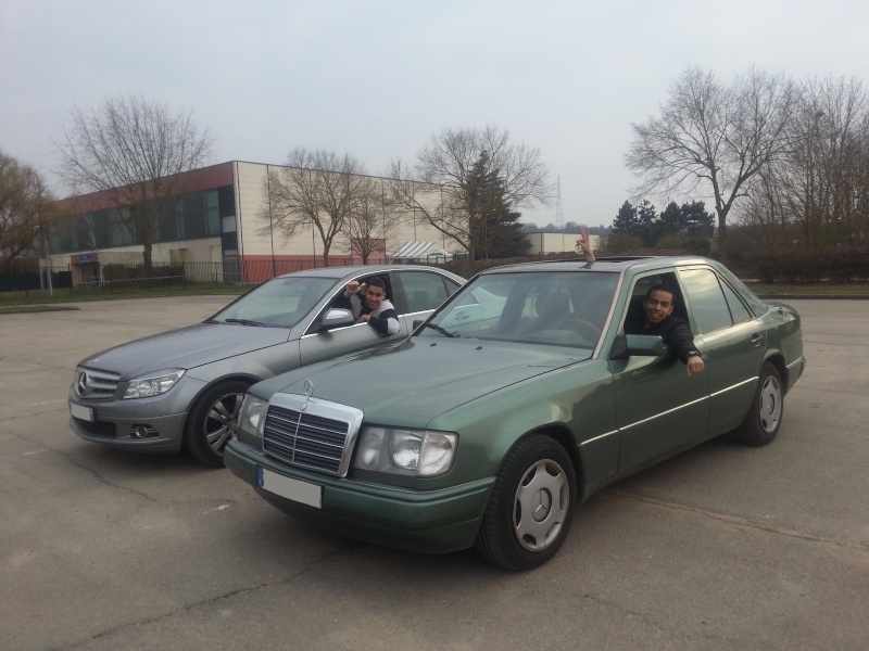 [Présentation] Ma Mercedes, vert malachite..  - Page 20 20130313