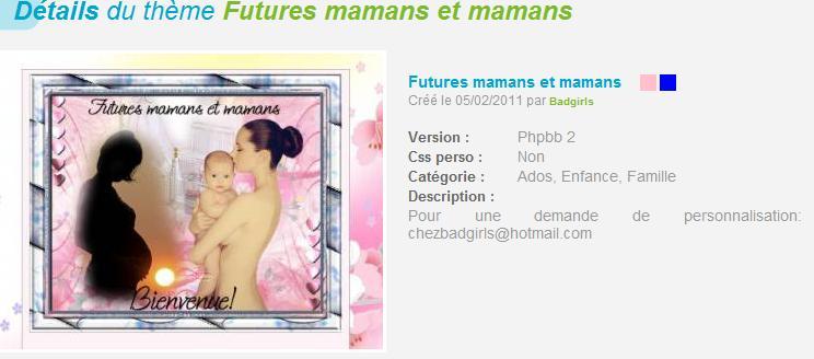 THÈMES ENFANTS - BÉBÉS  Future10