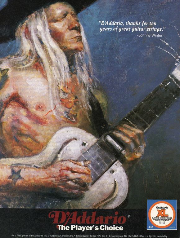 Johnny Winter Zzyhrx11