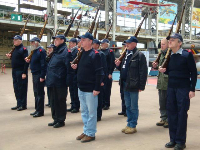 Entrainement des torpilleurs aux MRA  Dsc01911