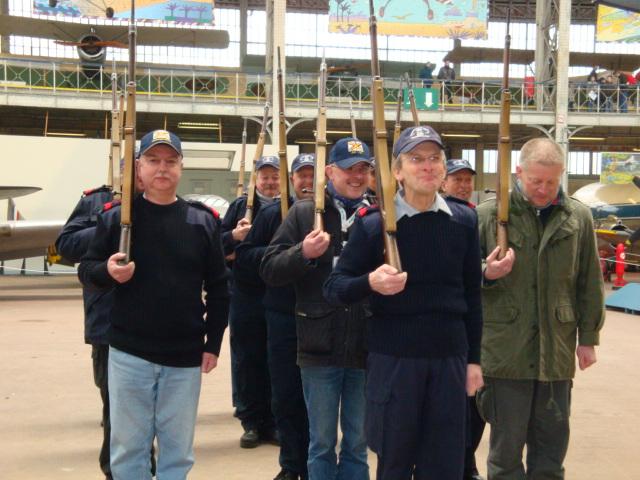 Entrainement des torpilleurs aux MRA  Dsc01913