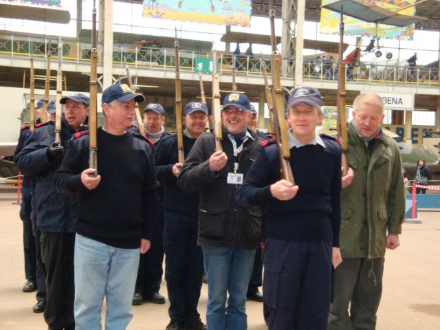 Entrainement des torpilleurs aux MRA  Dsc01914