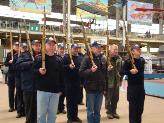 Entrainement des torpilleurs aux MRA  Dsc01917