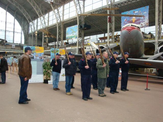 Entrainement des torpilleurs aux MRA  Dsc01919