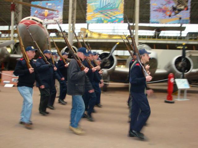 Entrainement des torpilleurs aux MRA  Dsc01920