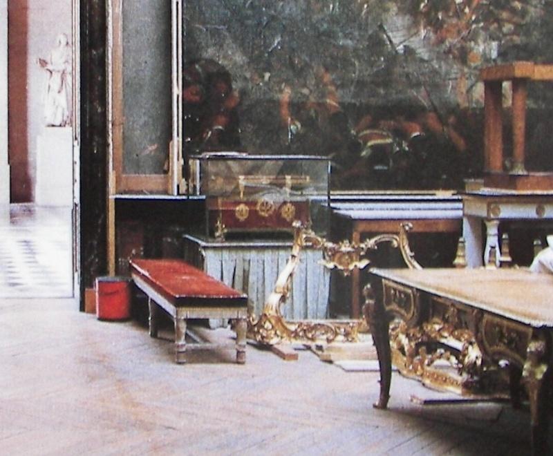 """Exposition """"Marie-Antoinette"""" de 1955 Photo_11"""