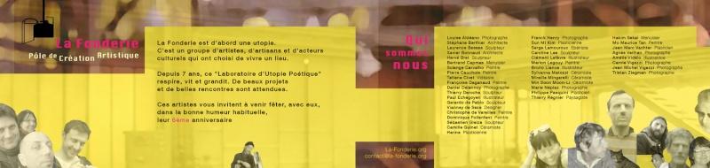 La Fonderie - Collectif d'artistes Verso11