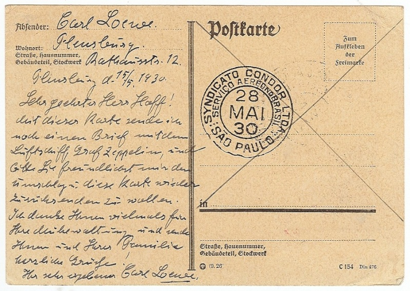 Südamerikafahrt 1930, Post nach Pernambuco - Seite 2 57_c_n12
