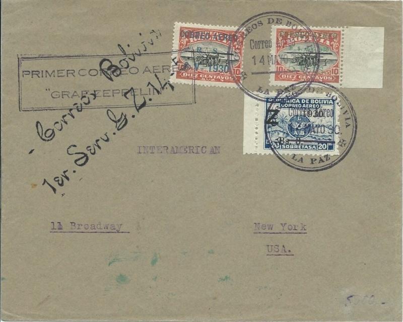 Südamerikafahrt 1930, Post nach Lakehurst - Seite 2 60_b_l11