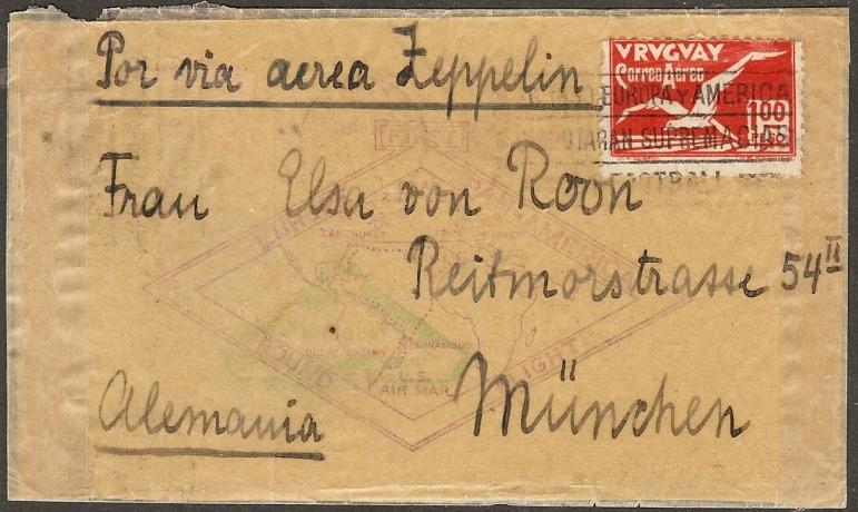 """Südamerikafahrt 1930 (Rundfahrt-) Post nach Friedrichshafen"""" - Seite 4 61b_ef10"""