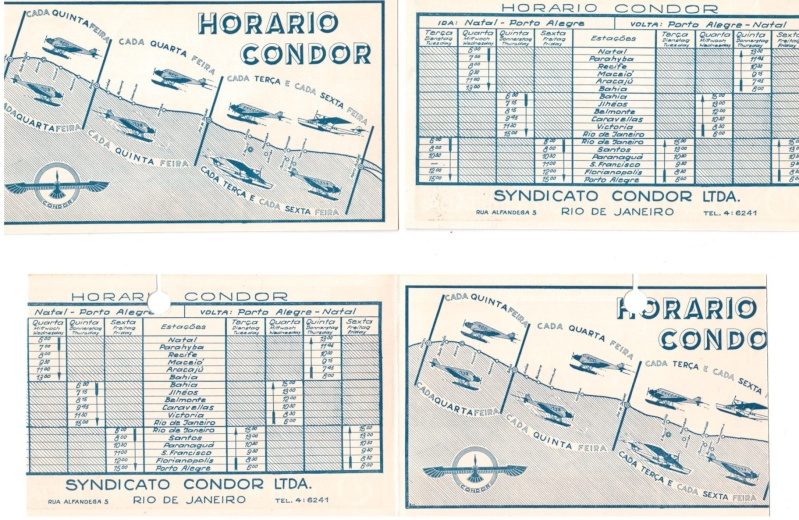 Südamerikafahrt 1930, Post nach Pernambuco - Seite 2 Flugpl12