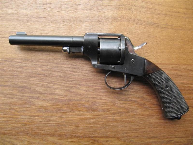 révolver réglementaire Suédois Lefaucheux-Francotte modèle 1871  Img_5311