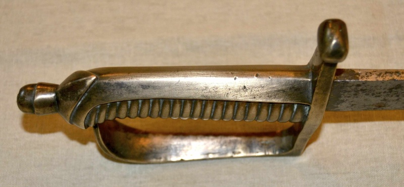 Un Sabre de Grenadier Modèle 1767-90 Sabre_18