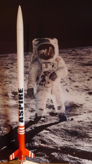 Aspire Rocket  P1060511