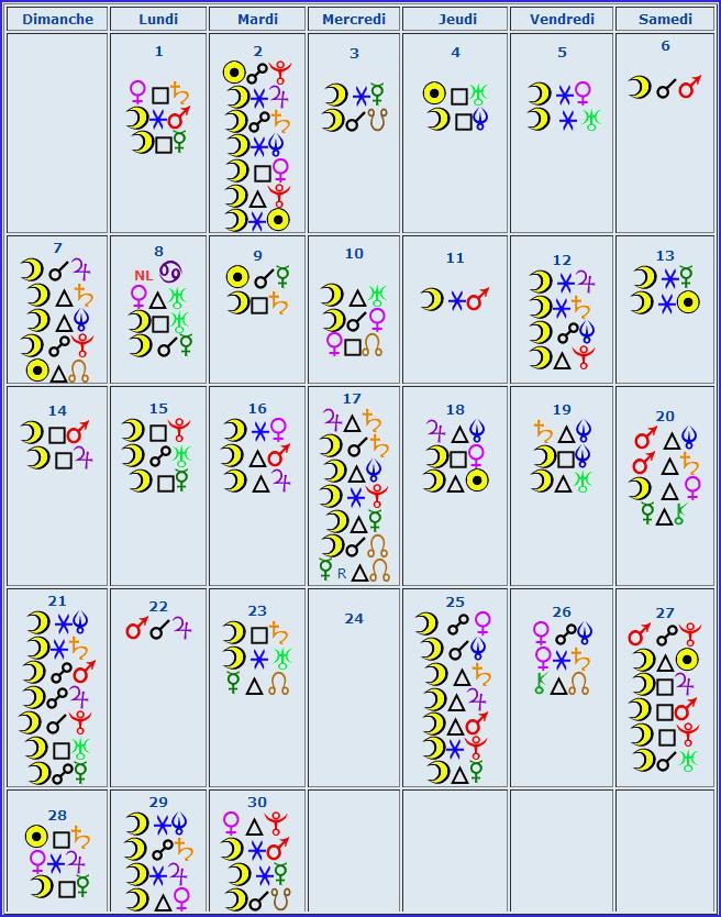 Calendrier Aspects de Juillet - Page 2 Calend11