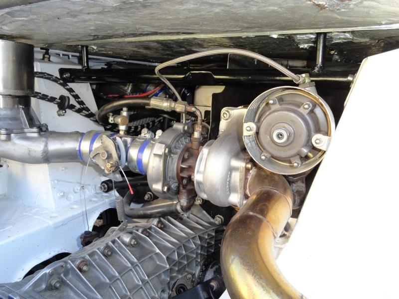 Recherche turbo 2 en bon état pour reportage photo 1110
