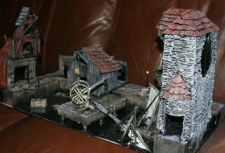 Mordheim buildings  - Page 2 Havn_b10