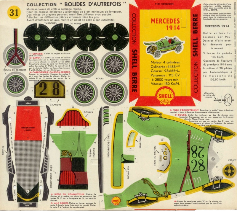 "Cartons ""Bolides d'autrefois"" SHELL-BERRE - Page 3 Planch41"