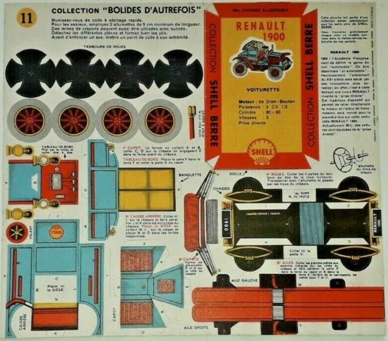 """Cartons """"Bolides d'autrefois"""" SHELL-BERRE - Page 3 Shell111"""