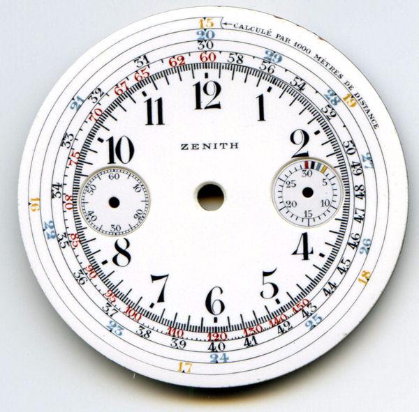 Chronographe 0510