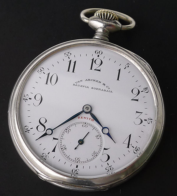 VAN ARCKEN Horloger de la Cour royale des Pays Bas  093-va10