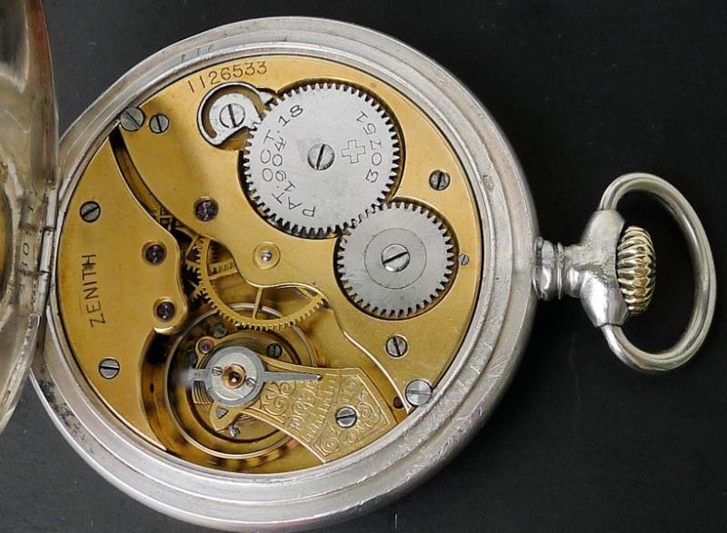 VAN ARCKEN Horloger de la Cour royale des Pays Bas  095-va10