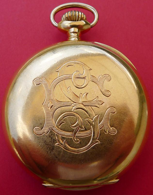Un beau chronographe Zenith-Lecoultre Zen-le15