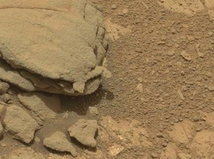 Curiosity Sol 283 Anomaly 0283ml10