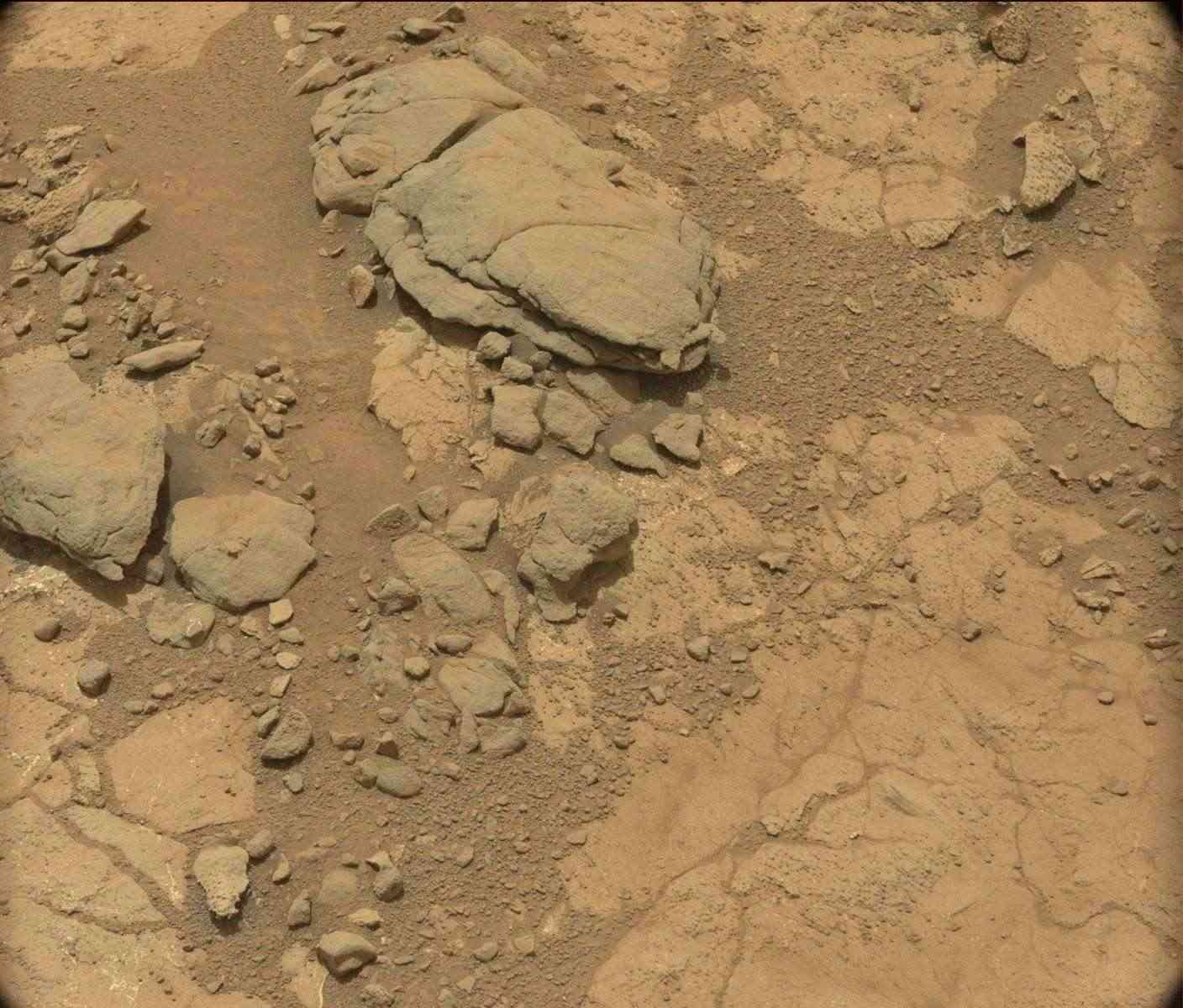 Curiosity Sol 283 Anomaly 0283ml11