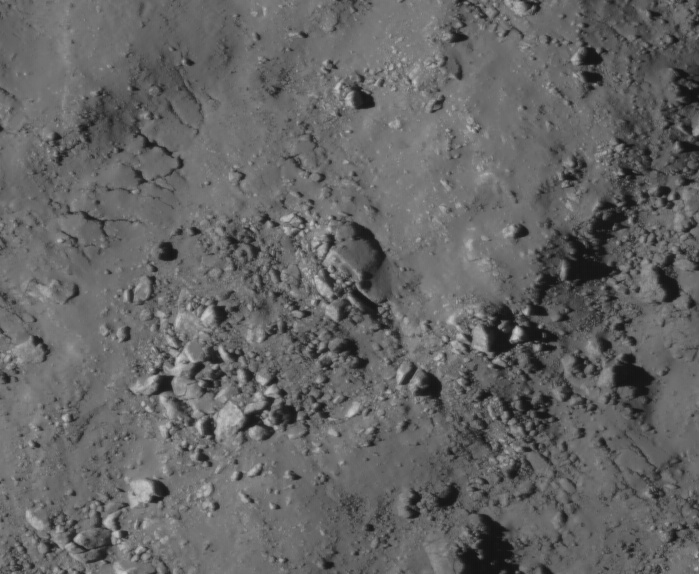 Necho crater Object M1037010