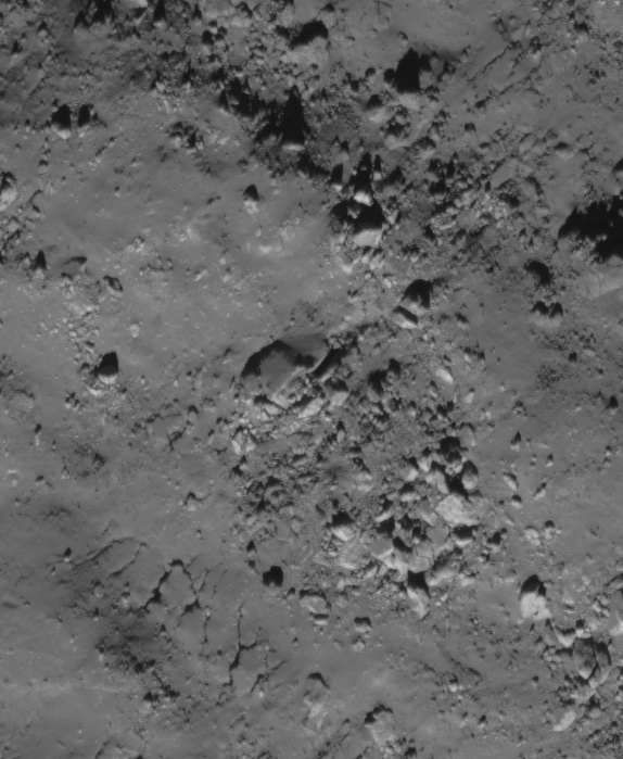 Necho crater Object M1037011