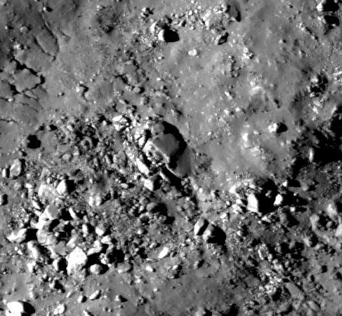 Necho crater Object Necho110