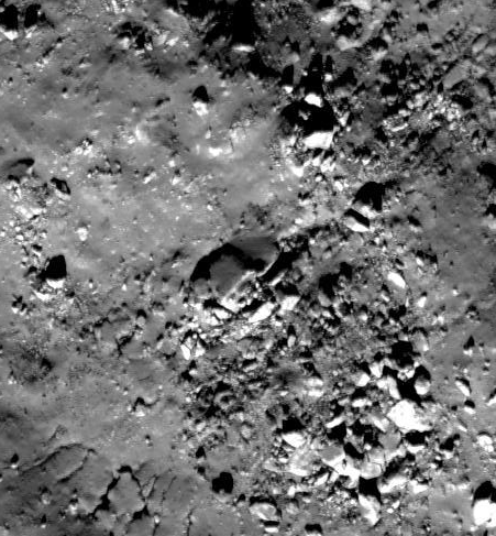 Necho crater Object Necho210