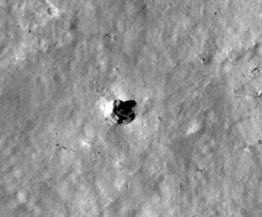 Necho crater Object Necho211