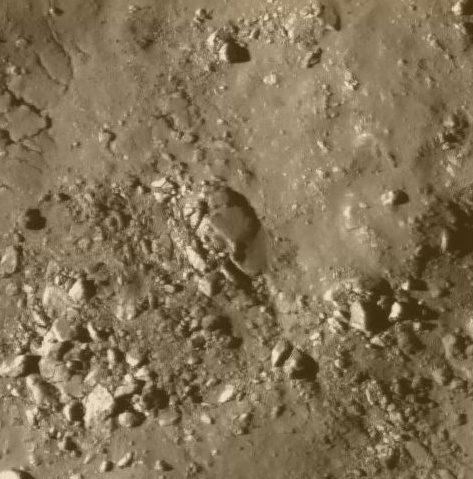 Necho crater Object Necho_10