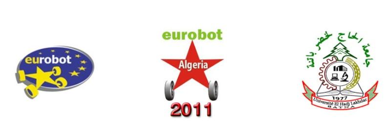 Coupe d'Algérie de Robotique ( Eurobot Algérie 2011 ) Eurobo11