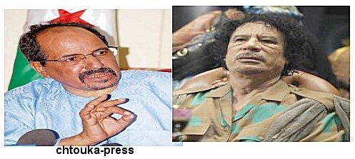 Etrange ressemblance entre Kadafi et Abdelaziz du polisario Kadafi11